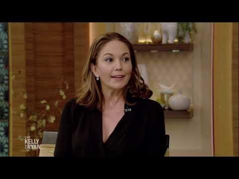 Diane Lane Talks About Filming Love Scenes