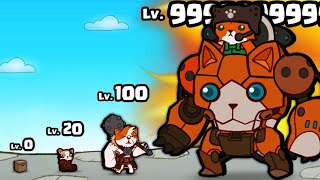 CREATING the STRONGEST CAT ARMY in Catopia: Rush