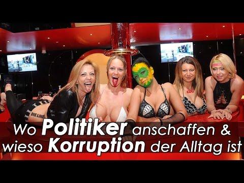 Wo Politiker anschaffen gehen und wieso Korruption der Alltag ist
