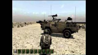 ArmA2 Operation Arrowhead - British Armed Forces DLC