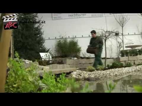 Gartengestaltung hochhauser wels garten teich in for Gartengestaltung youtube