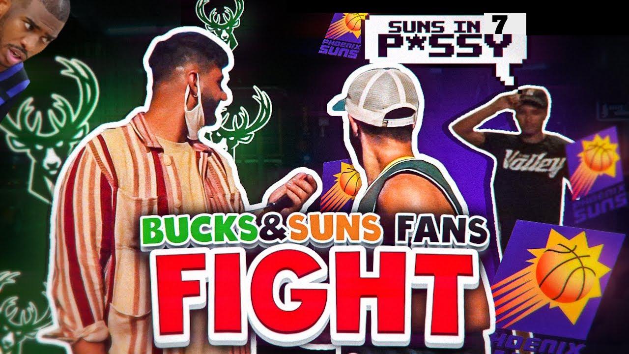 Are You Even a Fan: Bucks vs Suns - 2021 NBA Finals (LOYAL vs BANDWAGONS)