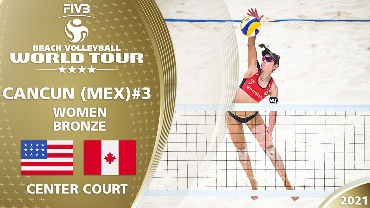 Download Alix/April vs. Pavan/Melissa - Full Match   4* Cancun 2021 #3