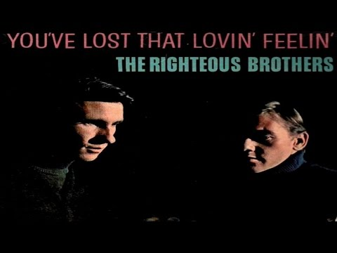 The Righteous Brothers - You've Lost That Lovin' Feelin' #HIGH QUALITY SOUND 1965