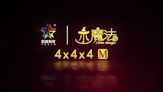 Yuxin Little Magic 4x4 Magnetic! | Длина грани - 60мм! | Yuxin Facebook | Трейлер | Презентация куба