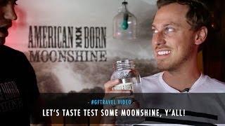 Video #GFTravel Nashville: Taste Testing American Born Moonshine download MP3, 3GP, MP4, WEBM, AVI, FLV Desember 2017