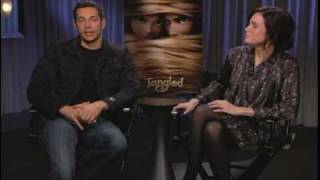 Tangled - Mandy Moore & Zachary Levi Interview