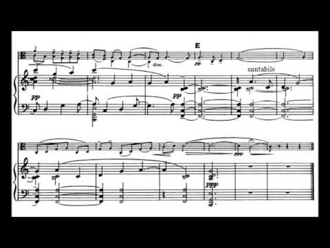 Vaughan Williams - Suite for Viola and Orchestra (1934)