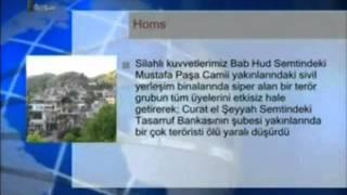 Suriye Şam Devlet Televizyonu Türkçe Haberleri 21.11.2013 Suriye Kızları Haber Ajansı
