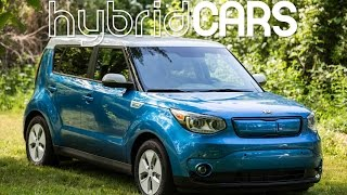 2015 Kia Soul EV Review – HybridCars.com Review