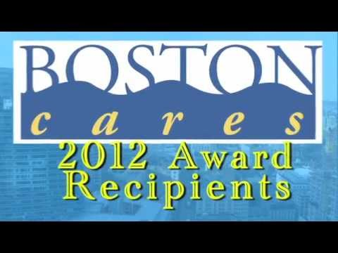 Boston Cares 2012 Awards - Curley K-8 School