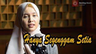 Hanya Segenggam Setia - Rahmat Cover By Leviana