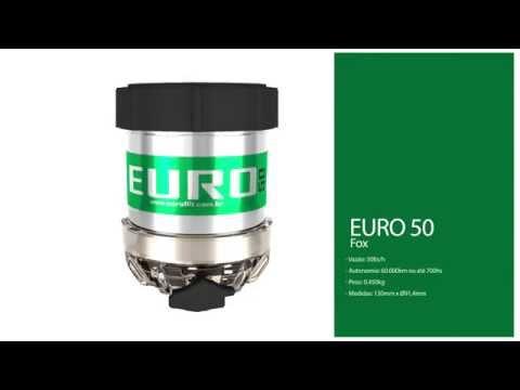 Catalogo de Produtos EFT Nova Euro