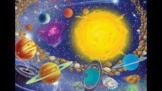 Sistemul solar   Desene animate educative pentru copii   la Copilul destept