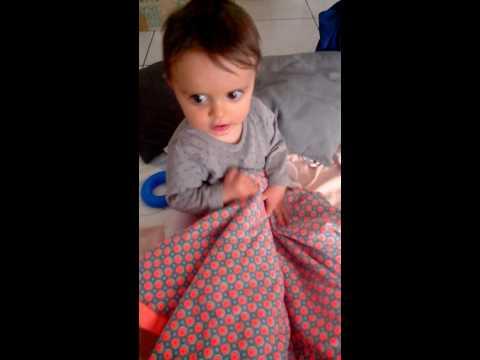 Leela 8 mois