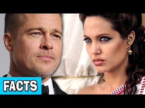 10 Surprising Facts About Brad Pitt & Angelina Jolie