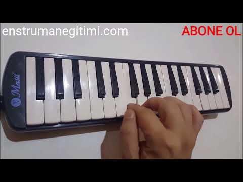 Melodika Eğitimi - Adana'ya Gidek mi? Melodika