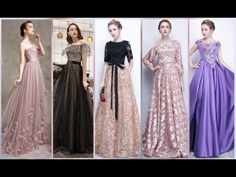 Oqshom liboslari 2019 / Вечерние платья фото Evening dresses photo