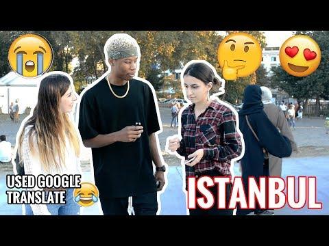 DO TURKISH GIRLS LIKE BLACK GUYS ?! | SİYAH GUYS GİBİ TÜRK KIZ ?!