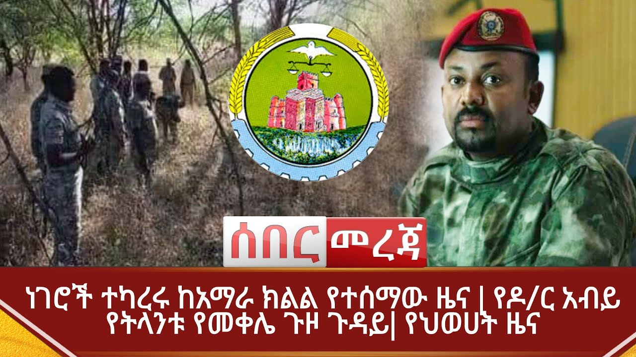 What's Happening In Amhara Region?