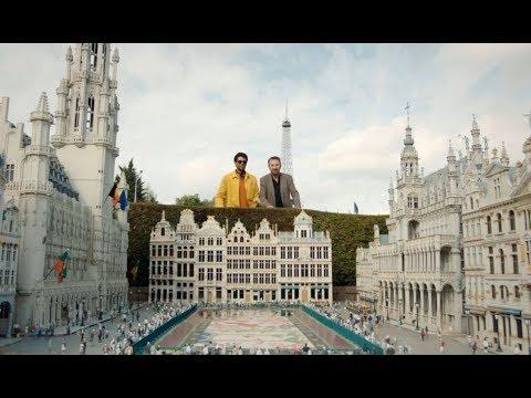 Richard Ayoade & Lee Mack visit mini Europe - Travel Man: 48hrs in Brussels...