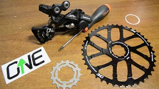 mtbchanneltube - 42T OneUp XX14 New Model - Review MTB