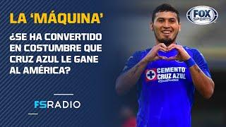 """Marín: """"Ya se ha hecho una costumbre que Cruz Azul le gane al América todos los partidos que juegan"""""""