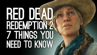 Red Dead Redemption 2: 7 Things You Need to Know From the New Trailer