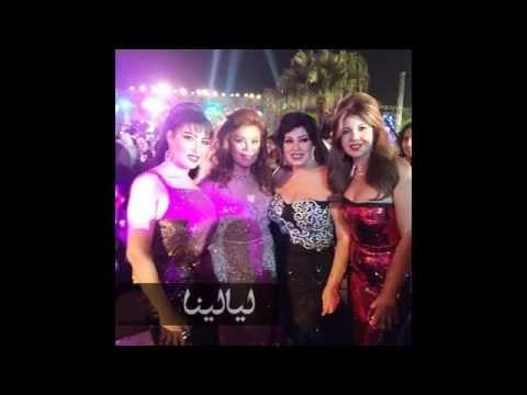 صفاء أبو السعود تحتفل بزفاف ابنتها أصيل صالح كامل