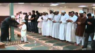 Amazing Qur'an recitation by a young child (Surah Al-Mujadilah)