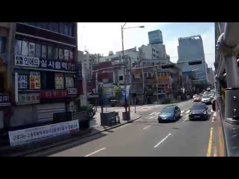 Seoul City Bus Tour HD Part 1