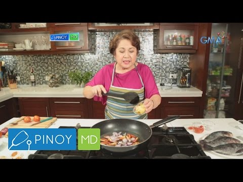 Pinoy MD: Healthy recipes for seniors, hatid ni Nova Villa!