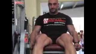 Josep Andreu Bertome Entrevista para Muscular Development España 02- 2014