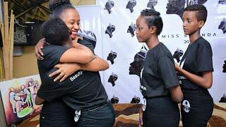 JOSIANE YARIZE||Mu gusezerera Umurungi Sandrine bamwe bafashwe n'ikiniga