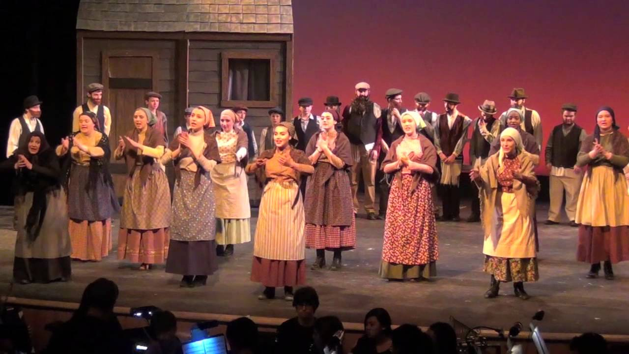 Fiddler On The Roof Tevye S Opening Monologue Amp Tradition