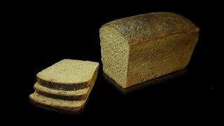 Пшеничный хлеб из обойной муки ГОСТ