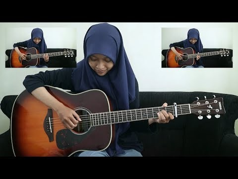 Gita Gutawa - Rangkaian Kata [new version - fingerstyle cover]