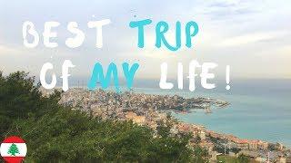Love for Lebanon | Travel Vlog 2018
