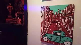НА ТУСОВКЕ:мотоциклы, машины, вечеринка. / Видео