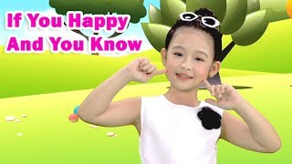 If you happy and you know - five little ducks - seven day of week 🌸Nhạc Thiếu Nhi Bảo Ngọc