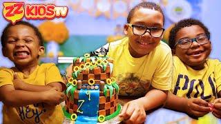 ZZ Kid's 9th Birthday Celebration