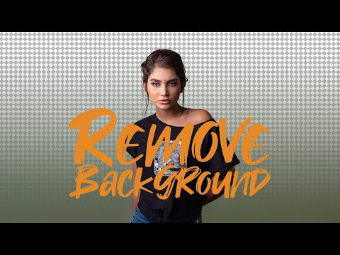 How to Remove the Background or Select Subject in Photoshop - 2019