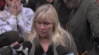 Shawna Cox describes courtroom altercation after not guilty verdict