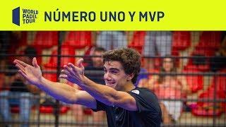 Juan Lebrón: Número Uno y MVP en Brasil | World Padel Tour