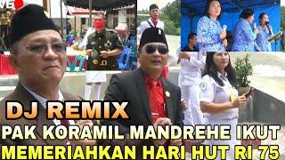 Download Lagu DJ Remix Nias | PAK KORAMIL DAN IBU CAMAT IKUT MERIAHKAN HARI HUT KEMRI 75| Mandrehe Kab Nias Barat. mp3