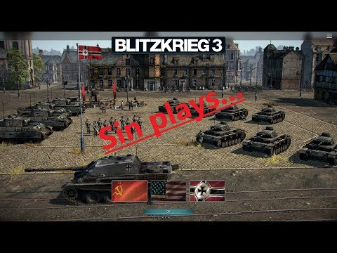 Sin plays... Blitzkrieg 3 - Did they patch/improve anything? Let's see! |