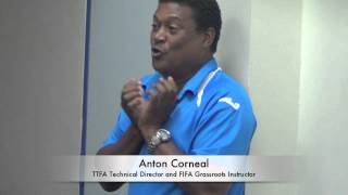 CONCACAF/TTFA stages Grassroots Course for local coaches