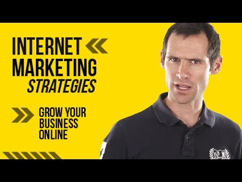 Internet Marketing Strategies - 4 Ways to Help Grow Your Business Online