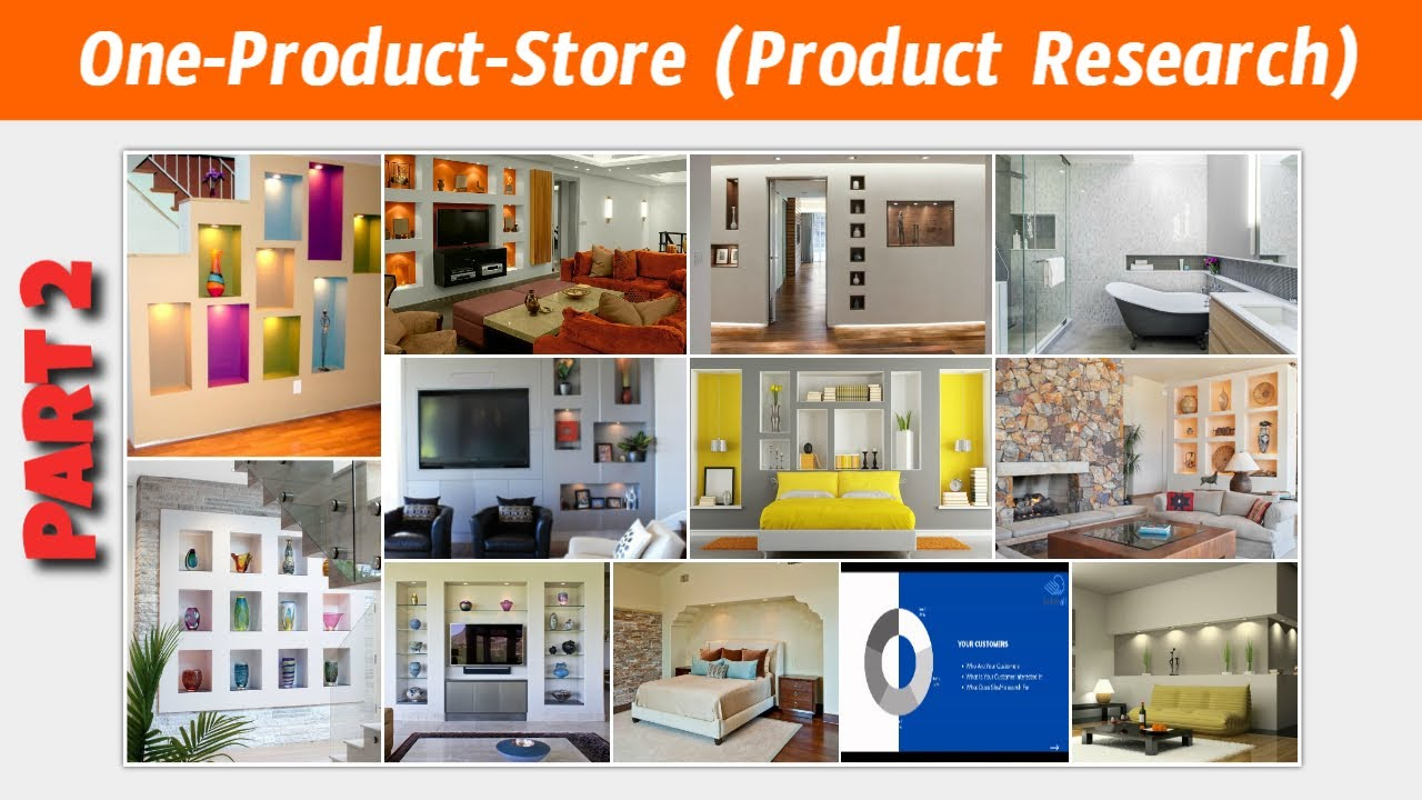 One Product Store - Part 2 (Product Research)