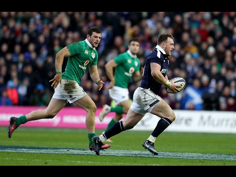 Official Extended Highlights: Scotland 27-22 Ireland | RBS 6 Nations